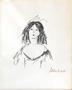 Antebellum Lady