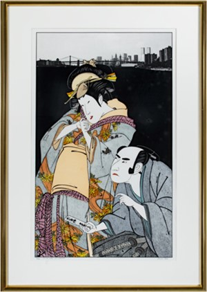 Love Letter, After Kunimasa, 1978