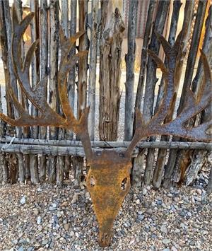 Elkhead Detail