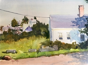 Monhegan Morning, 2018