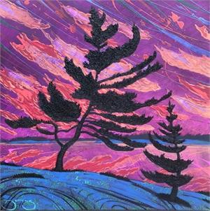 Killbear Lone Pine 186354, 2019