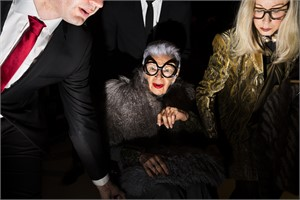 Dries Van Noten (with Iris Apfel) (1/10)