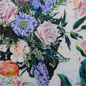 """""""The Floral Project"""" by Jenny Grumbles"""