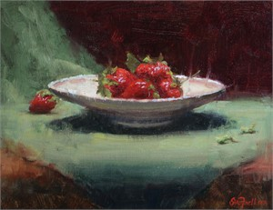 Dish of Berries, 2019