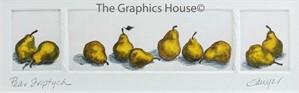 Pear Triptych_UF
