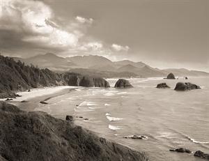 (#374) Oregon Coast (1/21) by Frank Hunter