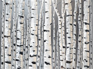 Aspen Metallics by Jennifer Vranes