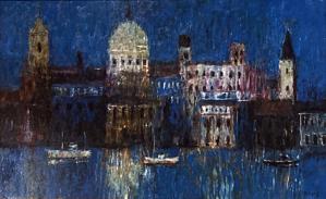 Night Reflections , 1997
