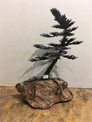 Windswept Pine B 3595, 2019