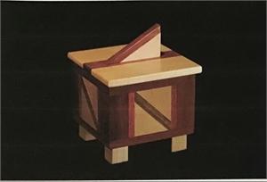 Gated Window II - Mini Box, 2019