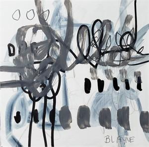Blue Haze 2, 2019