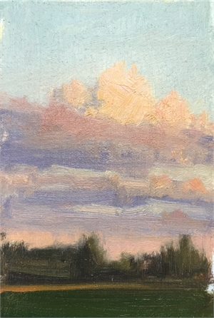 Warm Clouds Study