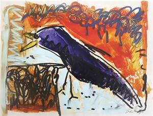 Purple Crow II, 2019