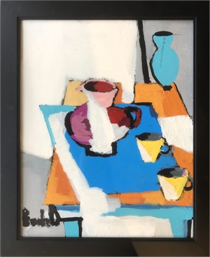 Tablescape IV by Gary Bodner