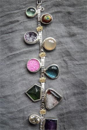 1326-1 Multi-stone Bracelet