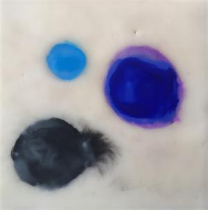 Mini Meditation: Two Blues and a Black