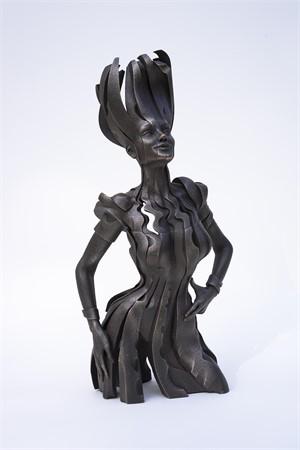 Figurative Queen (0/35), 2015