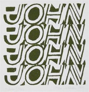 John (2, 5, 8, 10-32/32), 1977
