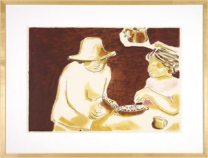 Untitled (2 Women with Beans), 1981