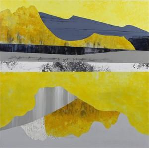 Yellow Aspen Light, 2017