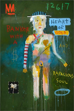 Banker With a Heart of Gold, 2017