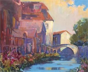 Dole Canal by Linda Richichi