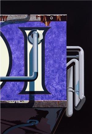An American Alphabet: I (1/40), 2009