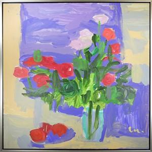 """Roses du Jardin de Maman """"Roses from Mom's Garden"""", 2017"""