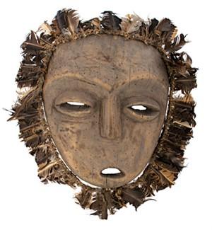 Lega Mask, c.1900-20