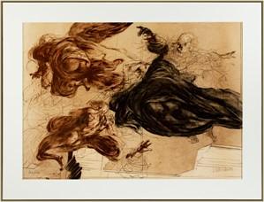 Michel Ange,(Homage Michelangelo) (172/280), 1976