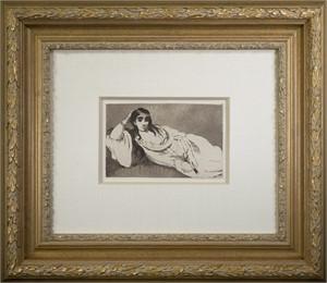 Odalisque, 1868