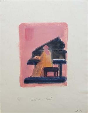 Pink Music Room, 1983