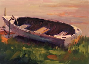 Vineyard Boat II, 2018