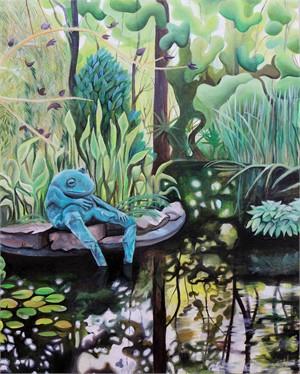 Botanical Garden Frog Pond #2