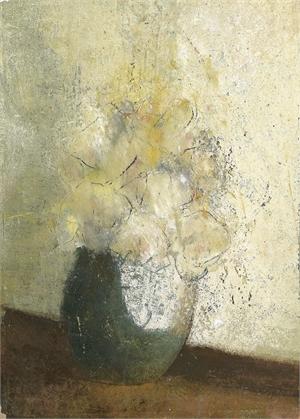 Wild Flowers by David Brayne R.W.S.