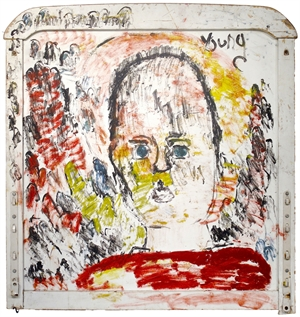 Green Eyed Angel, c.1991