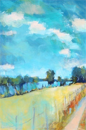 Afternoon in Virginia 1 by Erin Gregory