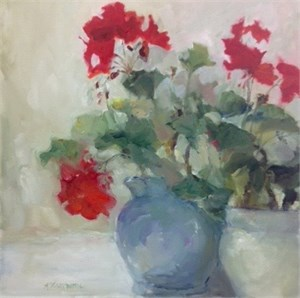 Mid Summer…1800 by Karen Lawrence