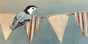 Nuthatch Banner, 2019