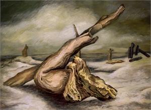 Driftwood (Padre Island), 1945