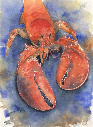 Seafood Series, Lobster, 2019