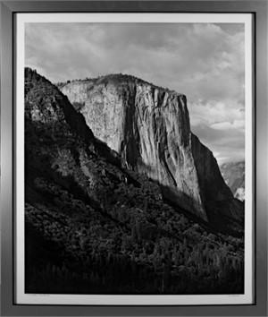 El Capitan (Yosemite National Park, CA), 1958