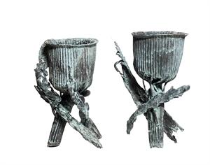 Untitled Pair of Vases, 2000