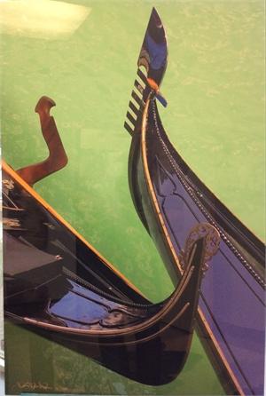Two Gondolas (2/100)