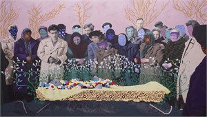 Untitled (A Bulgarian Funeral), 2016
