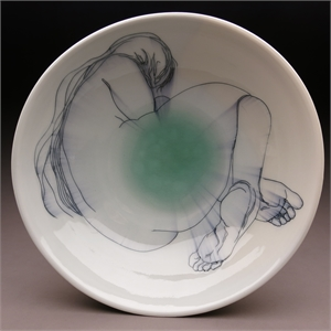Figurative Bowl - Large