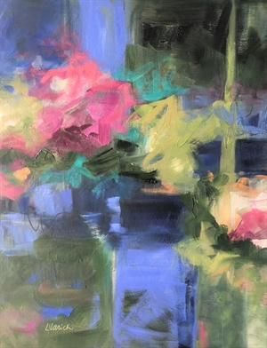 Gathered Fragrance  by Laura Varich