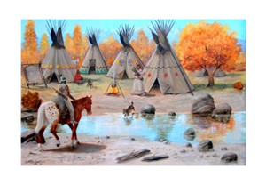 Teepee/Indian Village, 2006