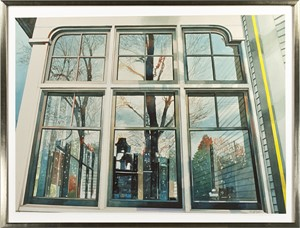 Window Reflections, 2000