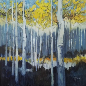 Blue Forest Edge